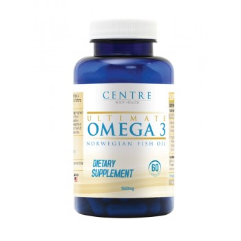 Ultimate Omega 3 Fish Oil